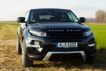 Leichtmetall-Spurverbreiterung – Range Rover Evoque