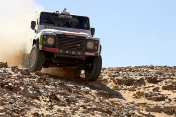 Rallye-Antriebswellen, Vorderachse – Defender bis 2006