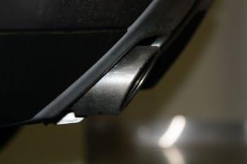 Performance-Abgasanlage – Range Rover Evoque TD4, SD4
