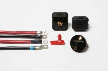 Externer Batteriezugang – Defender
