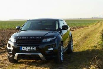 Dynamic-Front – Range Rover Evoque