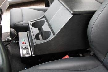 Einbaugehäuse Luftstandheizung