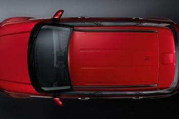 Dachreling – Range Rover Evoque