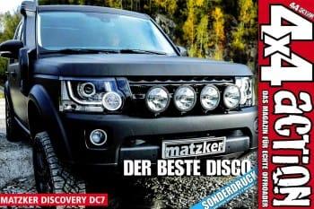 4x4 Action Sonderdruck: Der beste Disco DC7