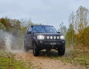Electronic Handling und Offroad Kit – Discovery 3 und 4