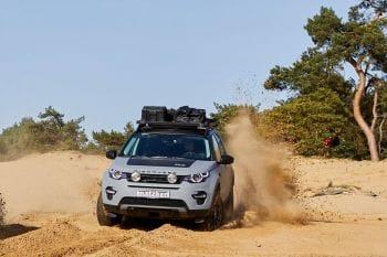 Front-Unterfahrschutz – Discovery Sport