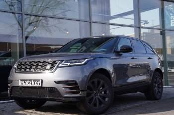 Leichtmetall-Spurverbreiterung – Range Rover Velar