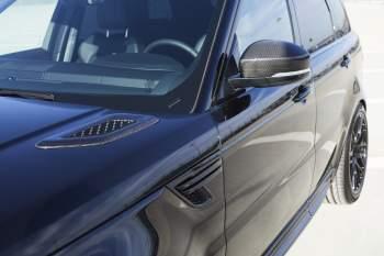 Carbon-Lufteinlässe, seitlich – Range Rover Sport