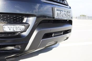 Carbon-Einfassung der Nebelscheinwerfer – Range Rover Sport