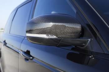 Carbon-Spiegelcover – Range Rover Sport