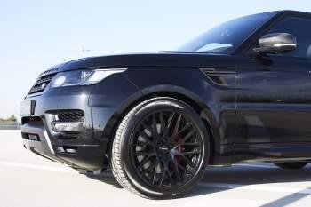 Ultimate-Radsatz – Range Rover Sport