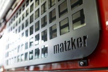 Matzker-Fensterschutz – Defender 90/110