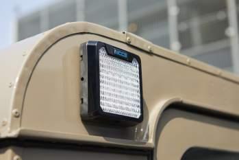 Flachbau-LED-Arbeitsscheinwerfer