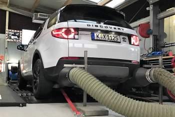 Leistungssteigerung RX4 – Discovery Sport TD4