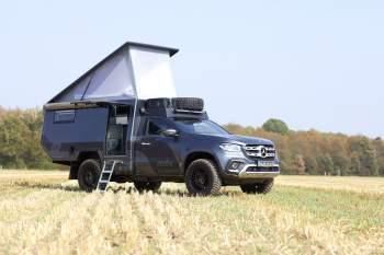 mdx Mercedes X-Klasse