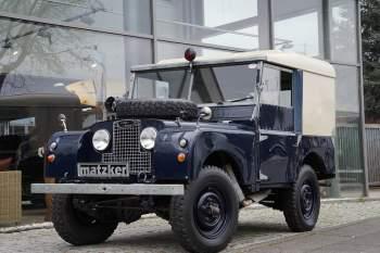 "Land Rover 80 Series I ""Rijkswacht"""