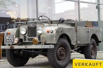 Land Rover 80 Series I