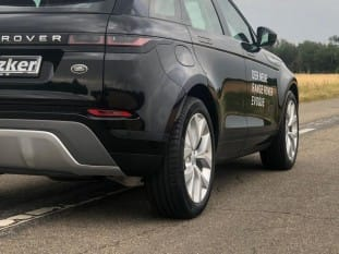 Sport Suspension Tieferlegung – New Range Rover Evoque