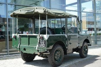 Land Rover 80 Series I Softtop