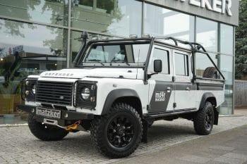 Land Rover Defender 130 md4r 2.2. Crew Cab
