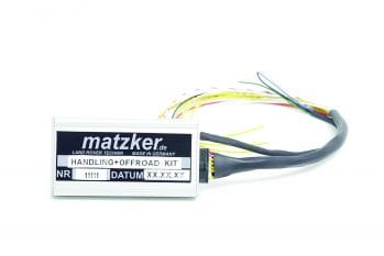Electronic Handling und Offroad Kit - New Defender