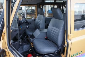 Land Rover Defender 110 Tdi 300 Camel Trophy