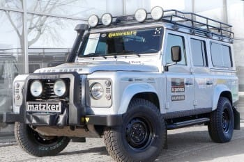 Land Rover Defender 110 TD4 2.2 Station Wagon SE BOLIVIEN