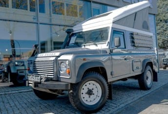 Land Rover Defender 110 TD4 2.2 Wohnmobil/ Expedition