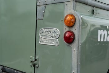 Land Rover 88 Serie III  Station Wagon