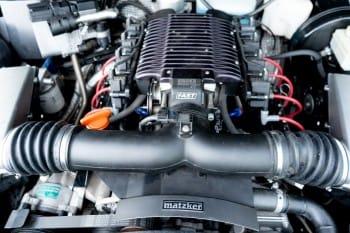 Land Rover Defender 90 V8 Hardtop