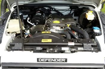 Leistungssteigerung TR1 - Defender TDI