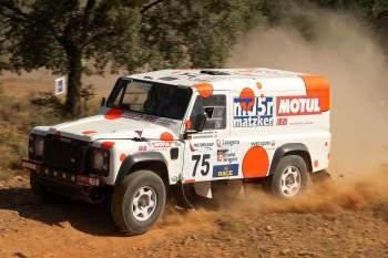 Rallye-Hochleistungs-Differential – Defender