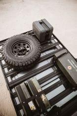 Dachgepäckträger Expedition – Range Rover Classic