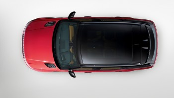 Dachreling - Range Rover Sport