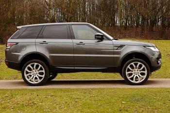 Electronic Handling und Offroad Kit – Range Rover Sport