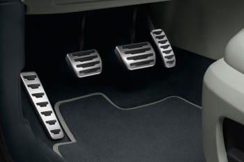 LM-Pedalaufsätze (Schaltgetriebe) – Discovery Sport
