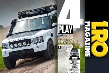 LRO Magazine: Discovery 4 SDV6 von Matzker