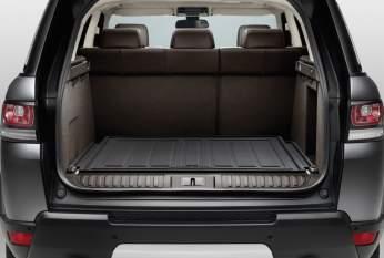 Laderaummatte - Range Rover Sport