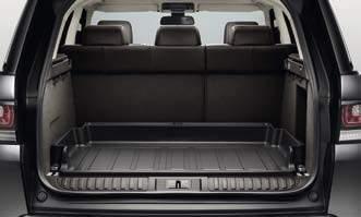 Laderaumwanne - Range Rover Sport