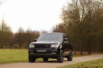 Leistungssteigerung - Range Rover