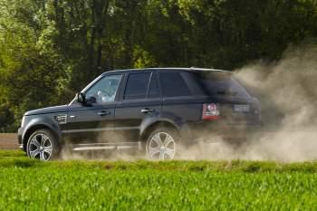 Leistungssteigerung TR8 – Range Rover Sport 3.6 TDV8