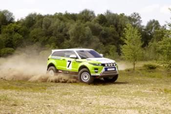 Range Rover Evoque: Leistungssteigerung