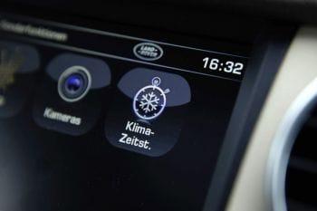 Standheizung mit Funkfernbedienung – Range Rover Sport (MJ 2010 bis 2012)