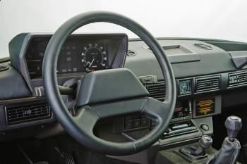 Vogue-Armaturentafel – Range Rover Classic