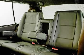 Vogue-Sitzpolster, Rücksitzbank – Range Rover Classic