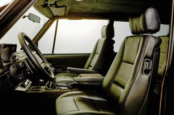 Vogue-Sitzpolster, vorne – Range Rover Classic